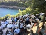 Wedding party at Porto Valitsa Halkidiki