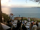 Wedding party at Porto Valitsa Halkidiki