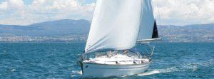 Sailing cruise at Porto Valitsa Halkidiki