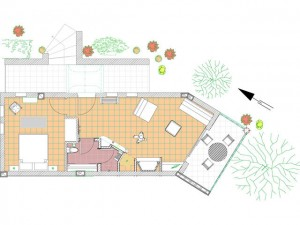Junior Suite Blueprint