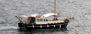 Cruise to Toroneos - Porto Valitsa Halkidiki