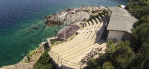 Theater view of Porto Valitsa Halkidiki