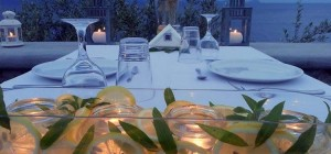 Private dinner | Porto Valitsa