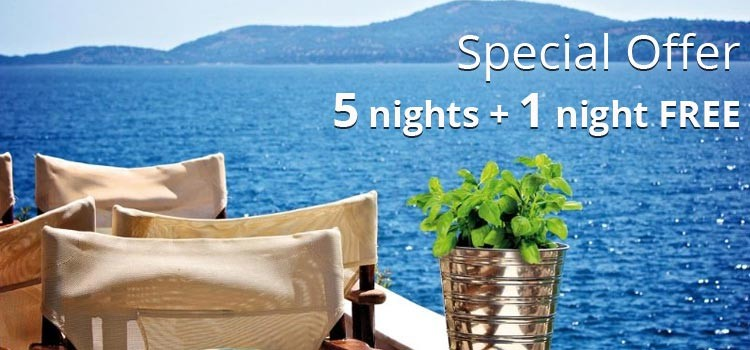 Special Offer Halkidiki October