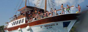 Tickets to Toroneos Cruise from Pefkochori