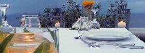 Private dinner - Porto Valitsa Halkidiki Greece