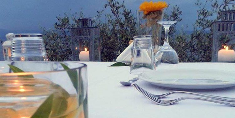 Private dinner - Porto Valitsa Halkidiki Greece