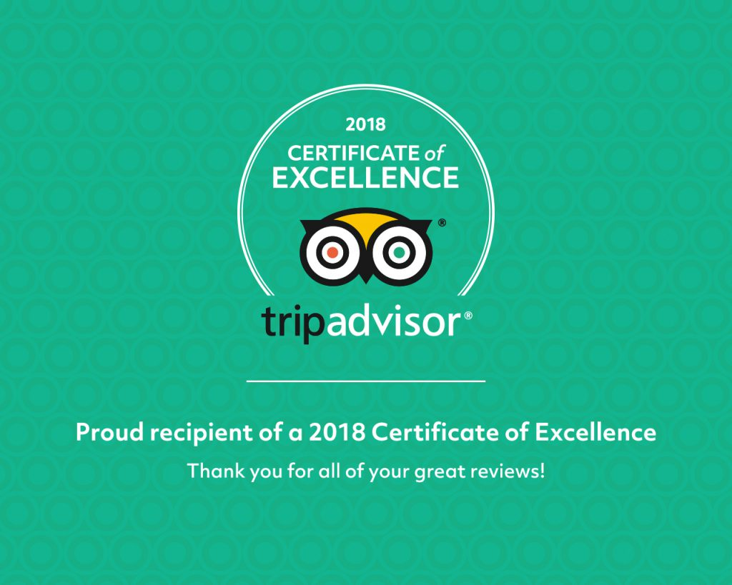 Porto Valitsa Earns 2018 Tripadvisor Certificate Of Excellence