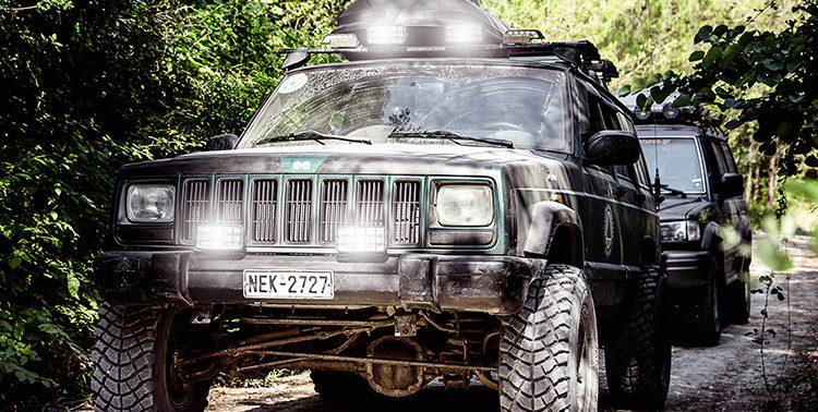VIP Jeep Safari 4χ4