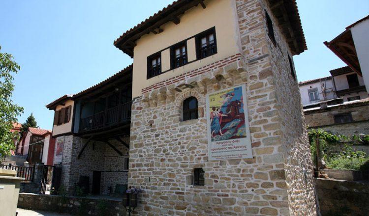 4 Traditional Villages in Halkidiki