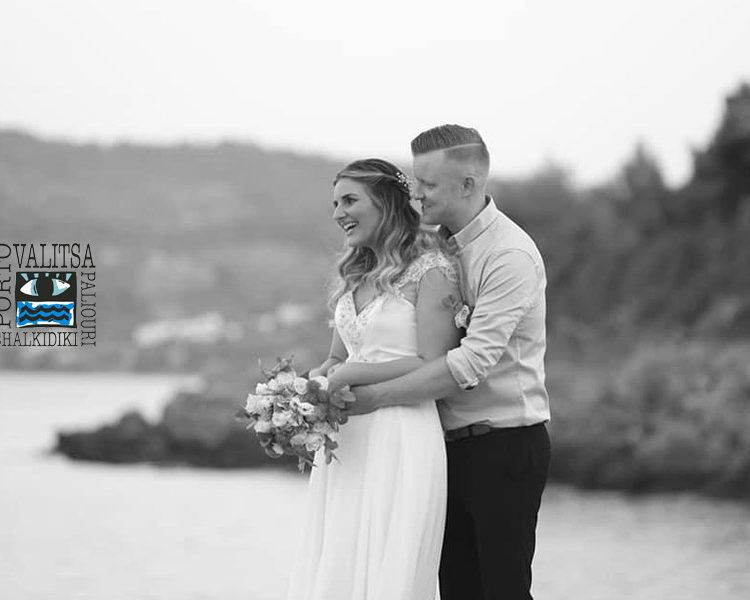 A Wedding Fantasy at Porto Valitsa